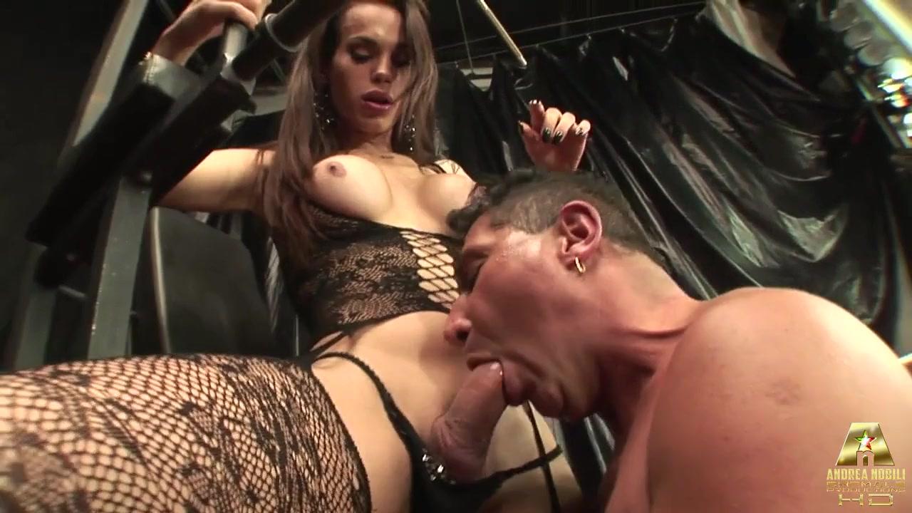 Порно он лайн трансексуалов