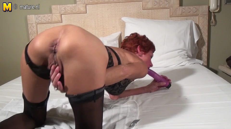 Рыжая мать порно видео