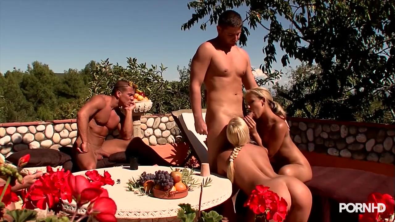 Видео древнегреческое групповое порно