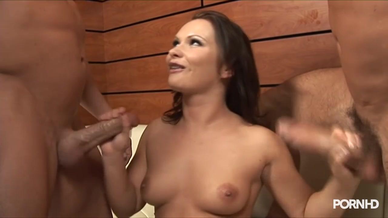 Секс в сауне наедине #7