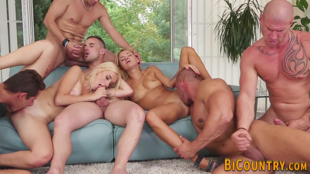 Смотреть порно большую групповуху, молодая пара решила попробовать анальный секс смотреть